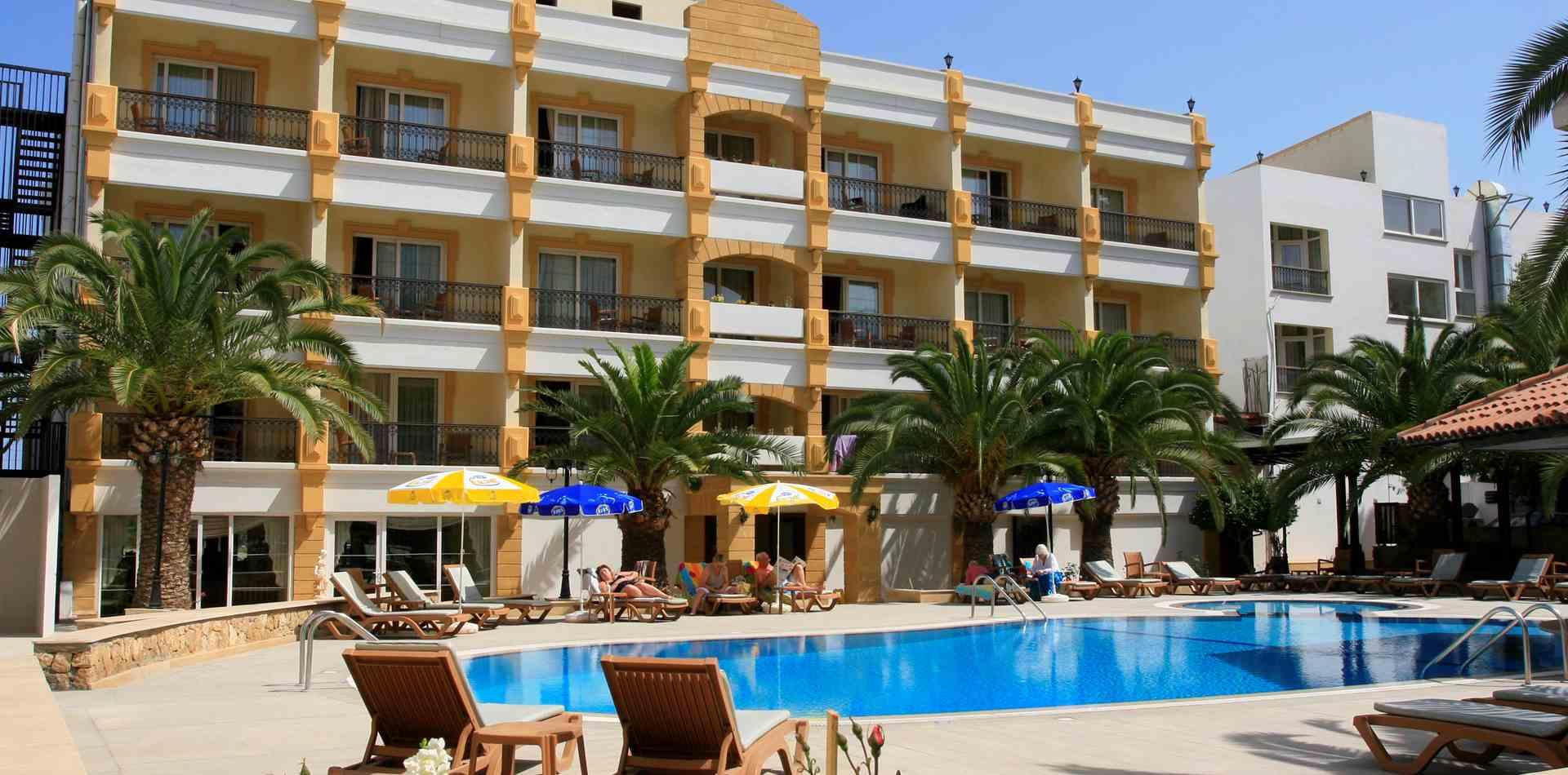 Pia Bella Hotel, Kyrenia, North Cyprus