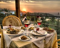 Gourmet Cuisine with Stunning Views!