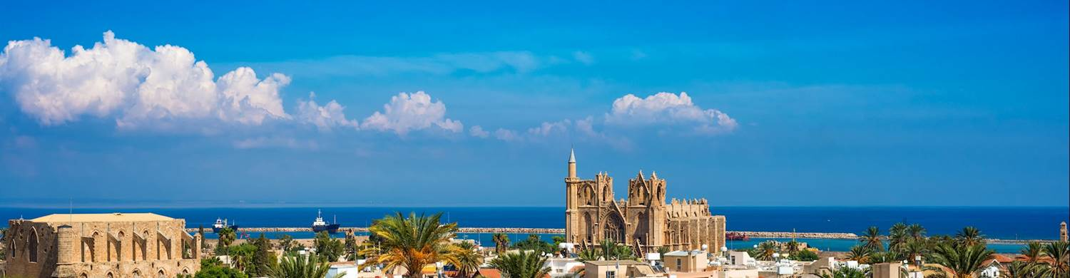 famagusta scenery city north cyprus