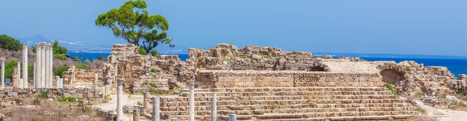 salamis ruins famagusta history