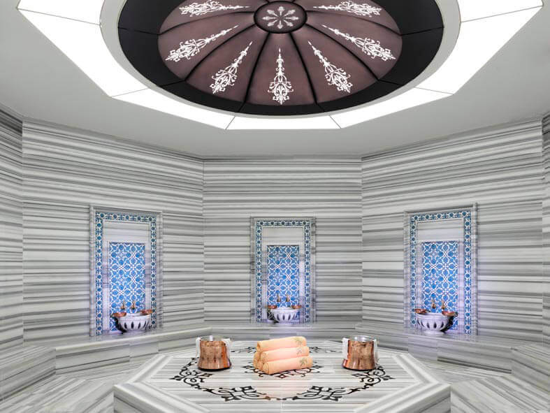 cratos hotel spa turkish bath