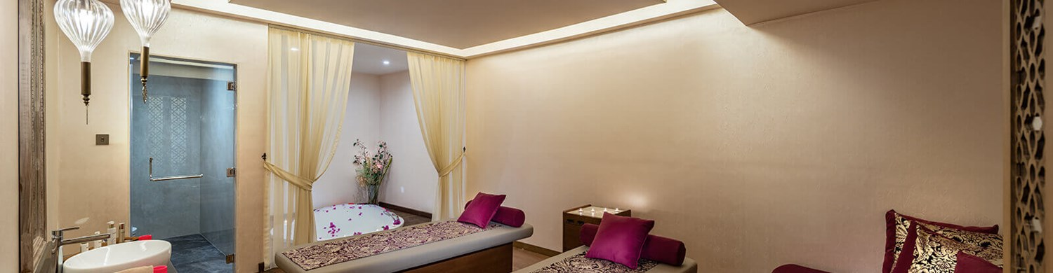 kyrenia acapulco hotel spa massage room