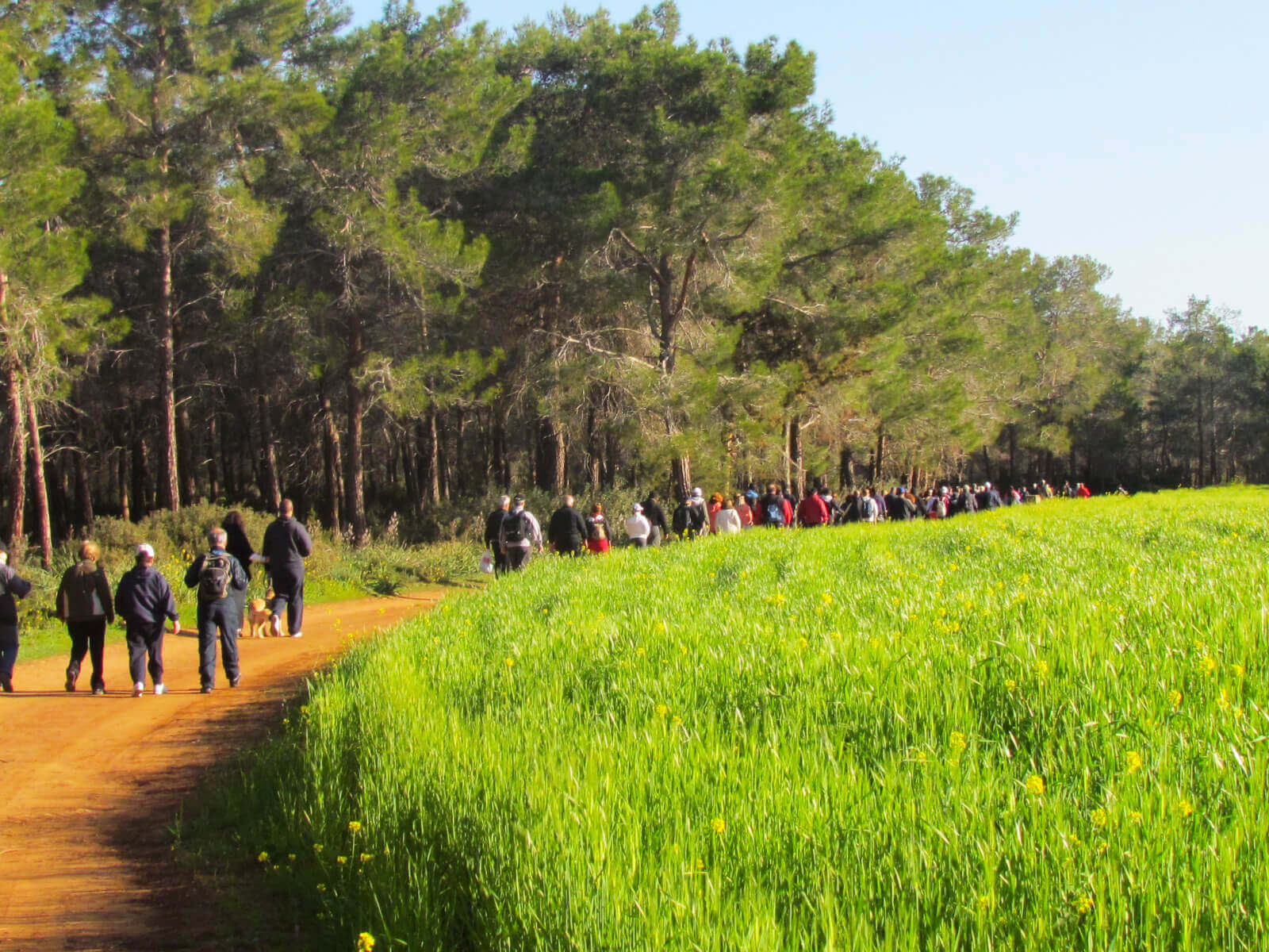 trekking guided tour north cyprus